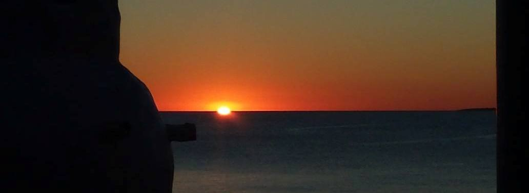 Puesta de Sol increíble