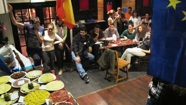 Spanish party